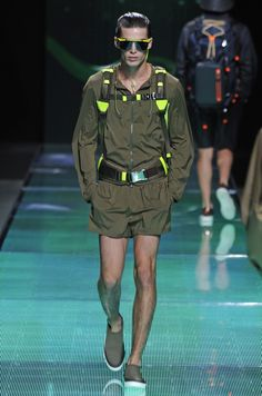 Athletic Chic. Louis Vuitton Mens. Spring 2013