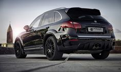 Porsche Cayenne II PD600 Widebody | The Exotic Cars
