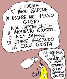 Massimo Cavezzali: La cosa giusta