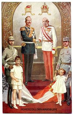 The old Emperor with the German Emperor Wilhelm II. Kaiser Franz Josef, Franz Josef I, German Royal Family, English Army, Wilhelm Ii, Military Costumes, Austrian Empire, Holy Roman Empire, Autumn Photography