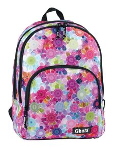 Mochila School Bloom