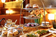 10 of the Best Afternoon Teas in London on Country