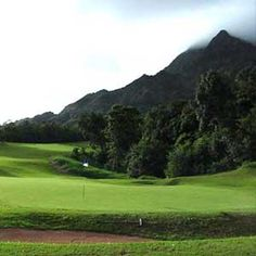 """Ko'olau Golf Club in Hawaii is considered to be """"The World's Most Challenging Golf Course"""" and is rated in Golf Magazine's """"Top 100 Courses to Play"""" and named the """"#1 Golf Course on Oahu"""" by Golf Digest. President Obama has played here once and the total price will set you back $3,500 per round. Golf Magazine, Public Golf Courses, Golf Tips, We The People, Golf Clubs, World, Obama Administration, Oahu Hawaii, Play"""