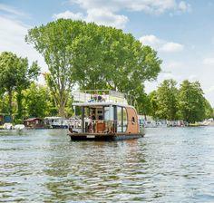 Nautilus Hausbootcharter - Hausboot mieten in Berlin, Brandenburg und an der Müritz