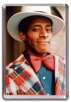 Huggy Bear - The unsung hero from Starsky & Hutch.  Err, wait a minute, I think he was a pimp!