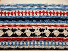 De creatieve wereld van Terray: Crochet Along week 8