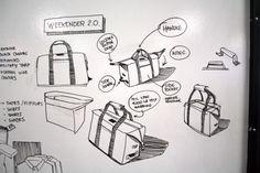 The Bag Collector — Kill Spencer Sketchbook