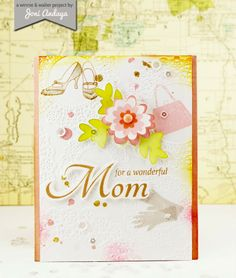 for a wonderful Mom - Papell with Love - Joni Nina Andaya - Parentville by winnie & walter    #winniewalter