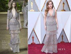 Zoey Deutch In Elie Saab Couture – 2018 Oscars