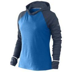 Nike Runner's Dri-Fit Soft-Hand Hoodie - Women's - Running - Clothing - Barely Volt/Wolf Grey