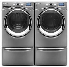 Whirlpool Duet Washer and Dryer GIVEAWAY!! Easy to enter. WANT.