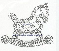 Geklöppeltes Schaukelpferd                                                                                                                                                                                 Mehr