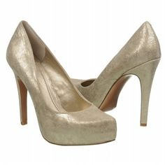 BCBGeneration Parade Shoes (Champagne Leather) - Women's Shoes - 6.0 M