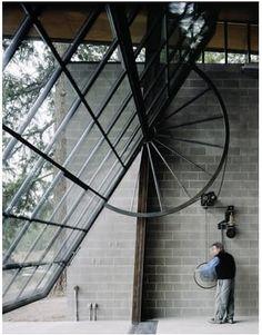 Country House Porn: Tom Kundig's Amazing Escapes —  Olson Sundberg Kundig Allen Architects