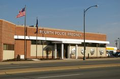 The Richmond Police Department's Fourth Precinct is located at 2219 Chamberlayne Ave. The phone number is (804) 646-4105