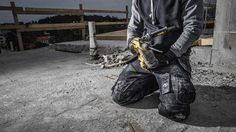 If you're a busy tradesman or woman, working both indoors and outdoors, are you doing enough to protect your knees?