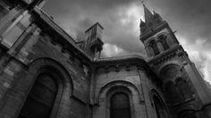 The dark church. - Eglise St Ambroise Paris 11ème-France