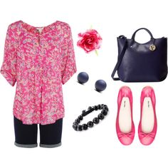 """""""Flower Swing: Spring/Summer Inspiration"""" by melina-dahms on Polyvore"""