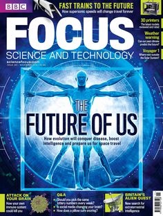 The latest issue of BBC Focus Magazine on sale now!