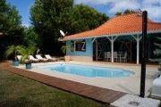 VILLA KENYA Jolie villa creole avec piscine a Cap Chevalier - Location Villa #Martinique #SainteAnne