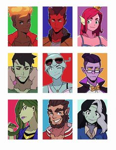 Monster Prom [a crazy twist on dating sims!] by Beautiful Glitch — Kickstarter
