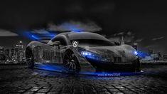 Genial McLaren P1 Abstract