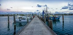 Mooloolaba Fisheries Wharf by Roger Harrison  on 500px