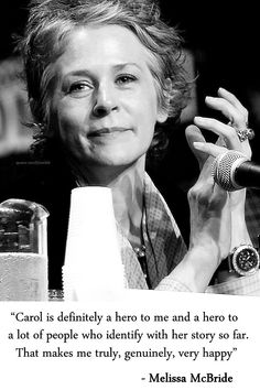 Love how much she changed from the beginning #carol #twd