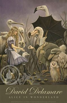 David Delamare  - Alice in Wonderland