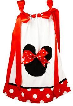 Minnie Mouse Pillowcase Dress Purple Polka Dots extra by STLGIRL $20.00   Pillowcase Dresses Instructions \u0026 Ideas   Pinterest   Birthdays ...