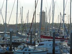 Jachthaven Terschelling west