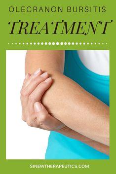 Natural Treatment For Olecranon Bursitis