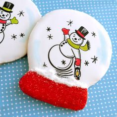 Snow Globe Snowman Mesh Stencil Set SHOP ALL OF OUR CHRISTMAS COOKIE SUPPLIES HERE:http://evilcakegenius.com/index.php/stencils/stencils-for-cookies-cupcakes/christmas-cookies.html