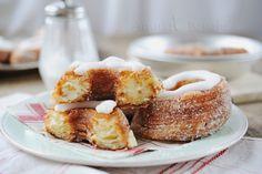 Recette de cronuts selon Amuse Bouche (recettes et photographies)