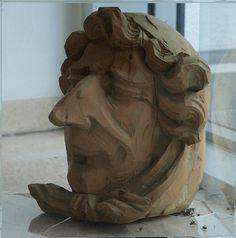 Unika sculpturing and wood-carving exhibition 2008 Holz-Skulpturen St.-Ulrich Italia Ortisei Skulpturen holz exhibition-2008 wood-carving-exhibition exhibition Unika Unika-Event Val-Gardena Gröden