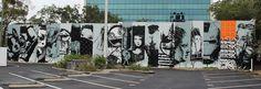 BASK new wall in Saint Petersburg, Florida. (photo © Jaime Rojo)