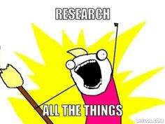 This is grad school, in a nut shell.