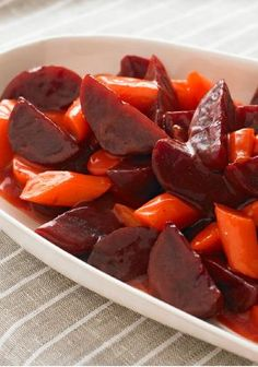 Roasted Beets and Carrots — You'll need just 5 ingredients to make this tasty Healthy Living recipe. It's a great side dish for holiday get-togethers!