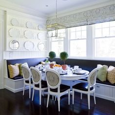 Custom Kitchen Lee Ann Thornton Home Collection - Traditional - Dining Room - other metro - by Thornton Designs