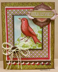 Heartfelt by serenestamper - Cards and Paper Crafts at Splitcoaststampers