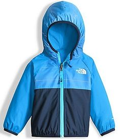 The North Face Baby Boys 3-24 Months Reversible Breezeway Wind Jacket