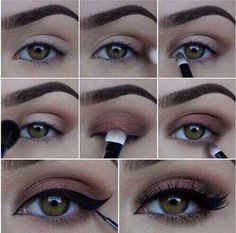 Because you know that good eyeliner looks so much easier to do than it actually is.