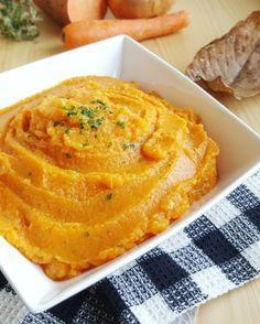 Purée pommes de terre panais carottes