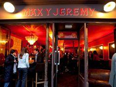 Max y Jeremy Bar à tapas Paris - Réservation, Carte, Menus, Horaires