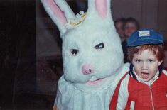 23 Terrifying Easter Bunnies That You'll Be Seeing In Your Nightmares - ICM Blog