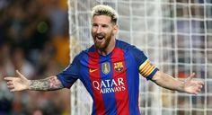 Nueva camisetas de Messi baratas 2017