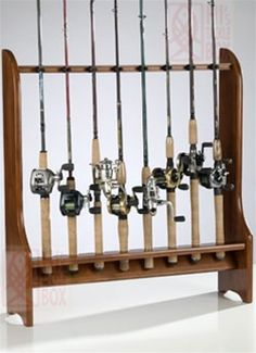 great fishing rod holder