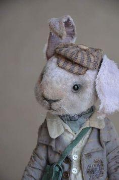 Bunny Fancy By Evgenia Sidorenko - Bear Pile