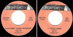 "Dean Martin / Everybody Loves Somebody (1964) / Reprise 0281 (Single, 7"") 45 rpm…"
