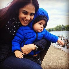 Actress Genelia Deshmukh's first born Riaan has turned a year older and she is super emotional. Bollywood Actors, Bollywood News, Bollywood Celebrities, Bollywood Fashion, South Indian Actress, Beautiful Indian Actress, Beautiful Actresses, Genelia D'souza, Cute Faces